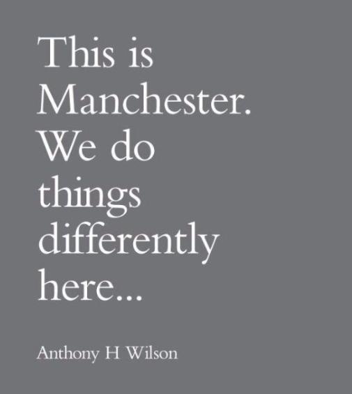 Tony Wilson Quote