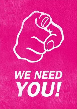 JAM needs you