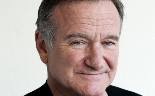 Robin Williams. Credit: The Daily Telegraph